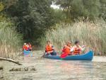 Firemné výlety na ramenách Dunaja