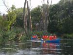 Kétnapos vízitúra - Közepső Szigetköz