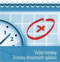 Vodnetury - Kalendár